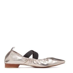 Free People Solitaire Pointed Ballet Flat